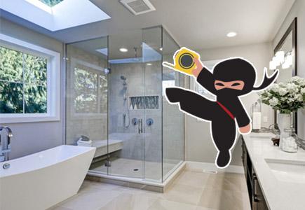 Glass Shower Enclosure Measurement
