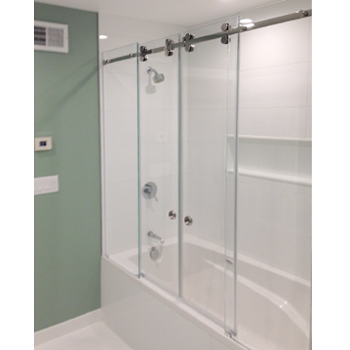 Expert Glass Shower Doors Amp Glassed In Showers Award