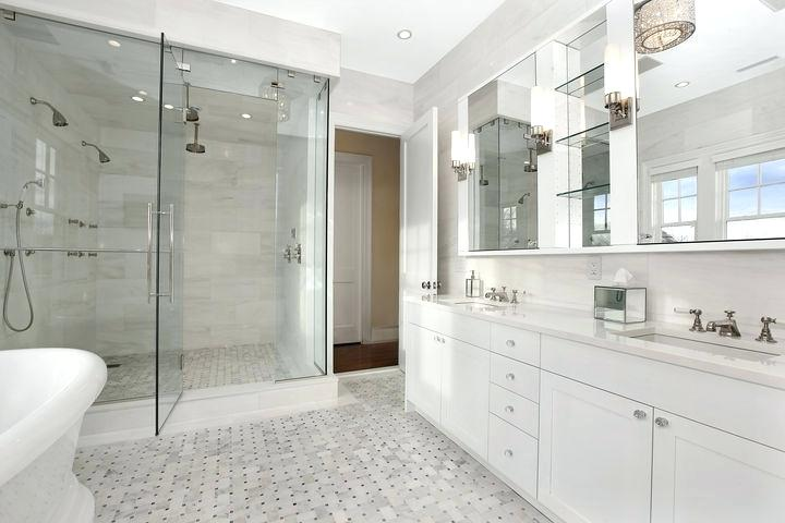 all-white-bathrooms-ideas-shower-for-2-bathroom-photo-decor-37