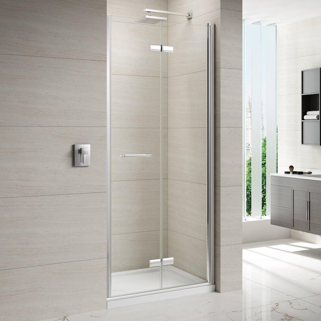 Folding Shower Door Enclosure Glass Ninja Get A Quote