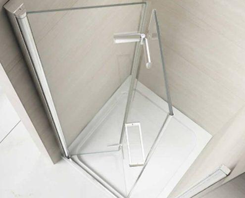 Folding Shower Door & Enclosure