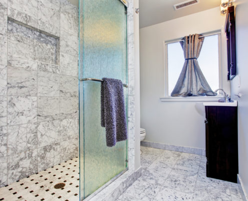 Sliding Shower Door Enclosure