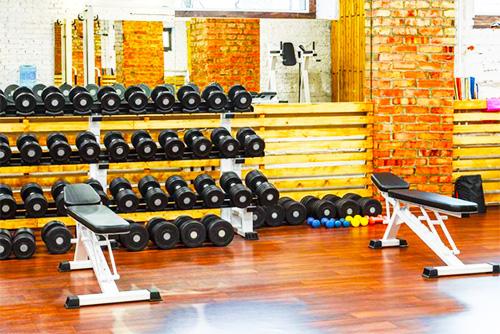 Fitness and studio mirrors